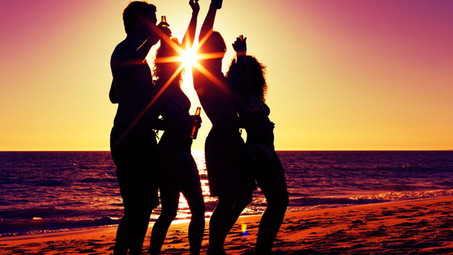 5 People You Meet on Spring Break