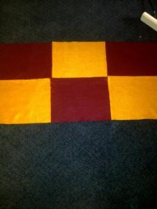 7-14 DIY flag