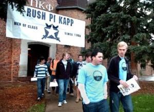 Fraternity Rush