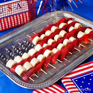 fourth of july - fun with food