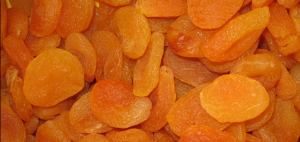 healthy foods - dried fruit